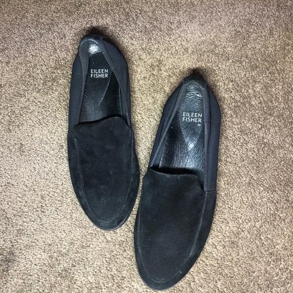 Eileen fisher ells platform loafers